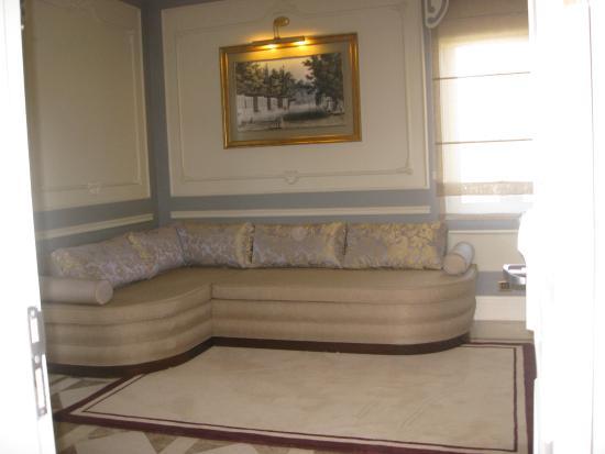 Ali Bey Resort Sorgun: Suite Deluxe