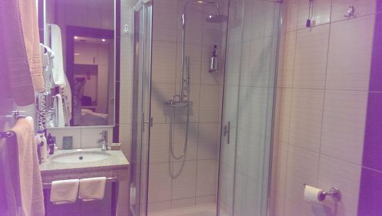 Hotel Prag: toilette