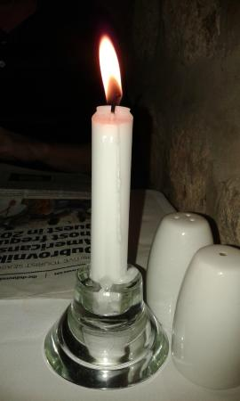 As one of Lajk's neighbours sang... Candle in the Wind!