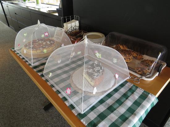 Hotel Belalp: Pastries