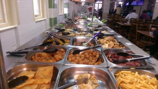 Buffet Asian Home Gourmet Garden