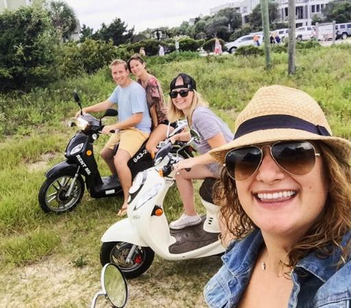 Port City Moped: Moped Fun!