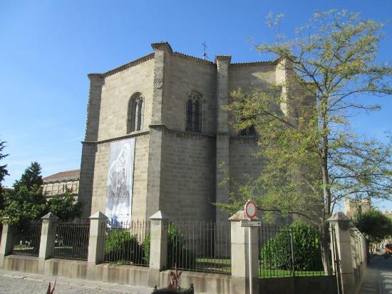 Capilla de Mosén Rubí : VISTA GENERAL DE LA CAPILLA