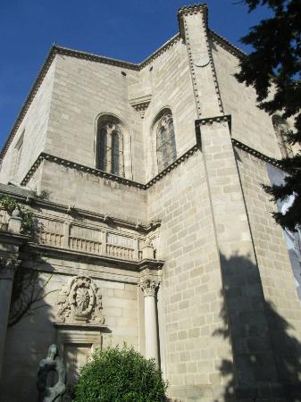 Capilla de Mosén Rubí : VISTA PARCIAL DE LA CAPILLA
