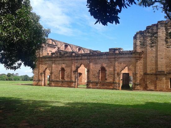 Ruinas jesuíticas de Jesús de Tavarangue