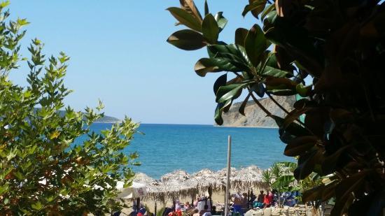 Pylos, Grécia: Zanzibar Beach Bar