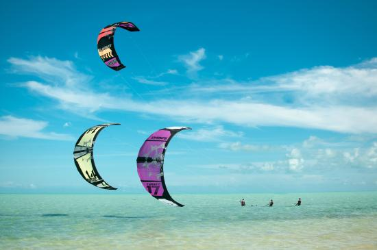 Providenciales: Learn to kiteboard in paradise!