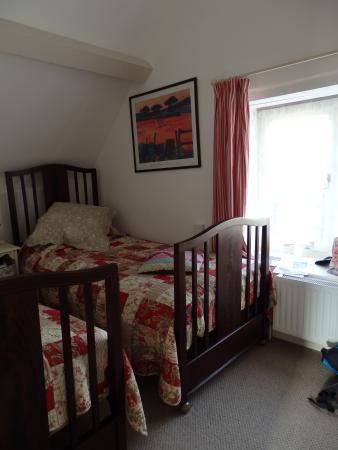 Bathford, UK: chambre de notre fille