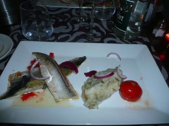 Les Terrasses de Saumur Restaurant : Le sandre .....top