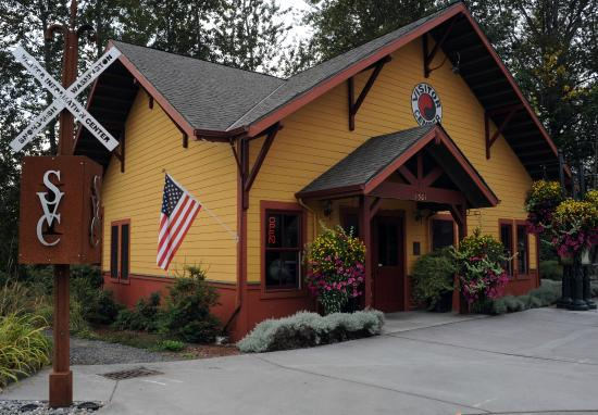 East Snohomish County Visitor Center