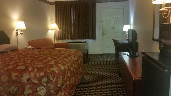 Travel Inn : king