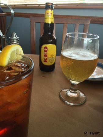 Athena Greek Taverna : Beverages