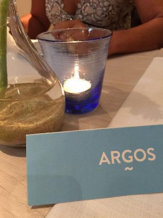 Restaurante argos puerto pollensa picture of restaurant argos port de pollenca tripadvisor - Restaurante argos ...