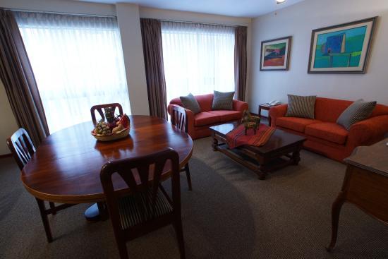 Sala De Estar Familiar ~ Suite Familiar  Sala de estar  Foto di La Paz Apart Hotel, Lima