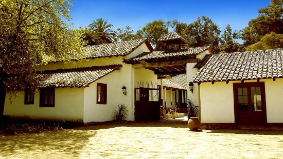 Hacienda Histórica Marchigüe: Vista General