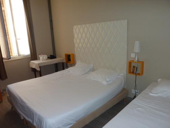 Hotel Lemon: Habitación