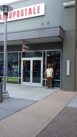 363e7afb6d7 Store entry or exit view 2 - Picture of Toronto Premium Outlets ...