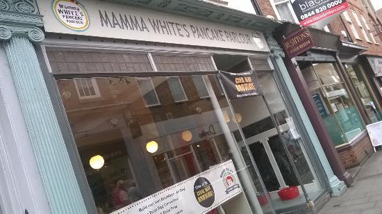 Mamma Whites Pancake Parlour