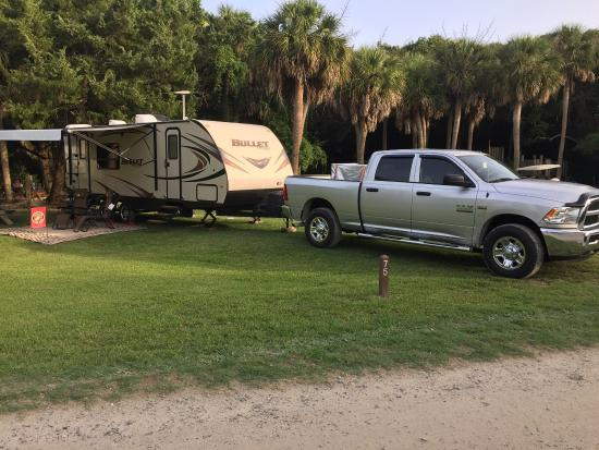 Photo of Edisto Beach State Park Campground Edisto Island