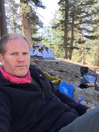 Mount Baldy, CA: Kelly Camp