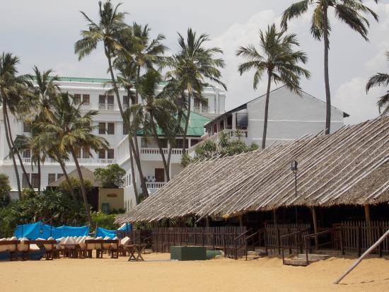 Mount Lavinia Hotel Beach Hut