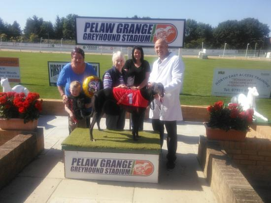 Pelaw Grange Greyhound Stadium
