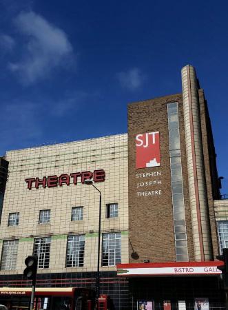 Stephen Joseph Theatre : SJT Theatre