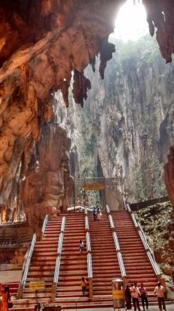 how to get to batu caves