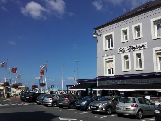 Booking Hotel Trouville