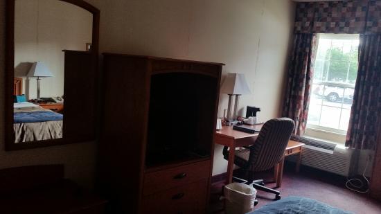 Comfort Inn: Inside room