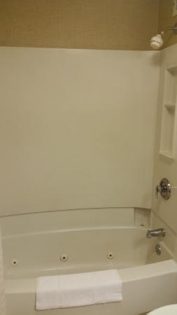 Comfort Inn: Tub