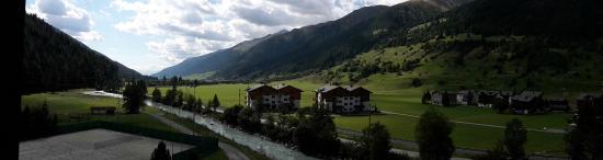 Hotel Hubertus : Vista