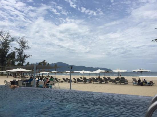 Pullman Danang Beach Resort Pool
