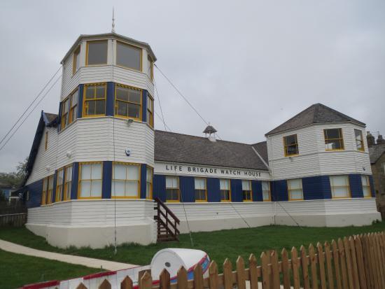 Tynemouth Volunteer Life Brigade Museum