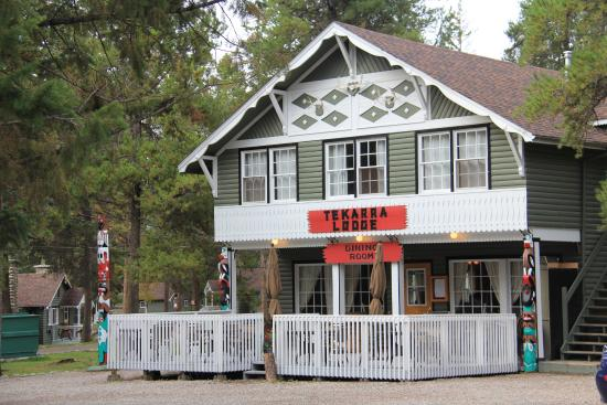 Tekarra Restaurant: the restaurant