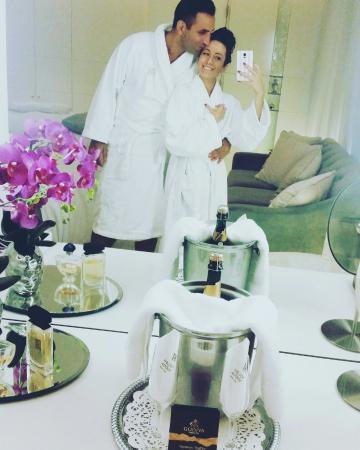 Guerlain Spa: Couples Retreat