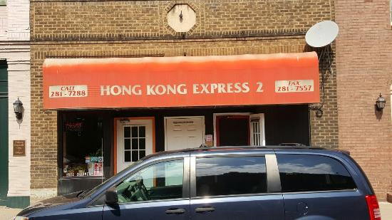 Hong Kong Express II