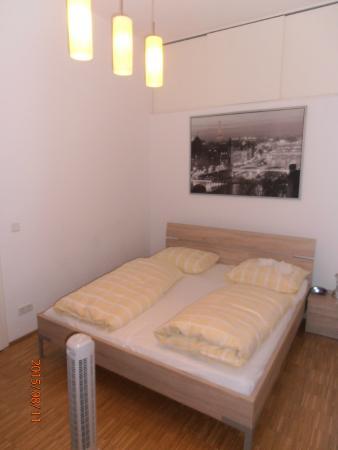 GAL Apartments Vienna: 1 camera matrimoniale