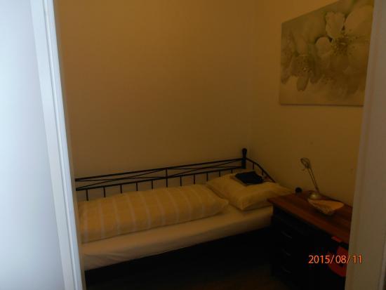 GAL Apartments Vienna: cameretta