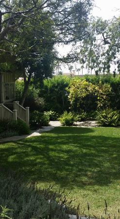 Arabella Laguna: Outdoor area
