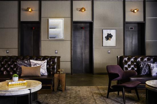 Eventi - a Kimpton Hotel: Living Room