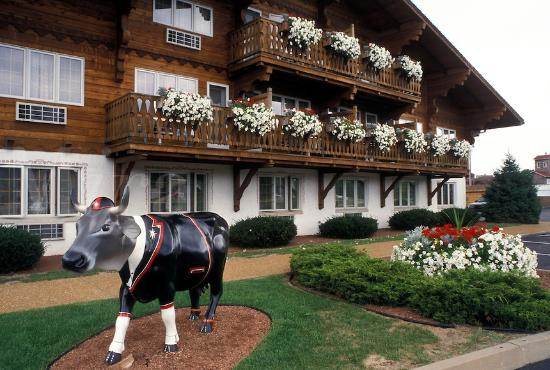 Chalet Landhaus: Little Switzerland