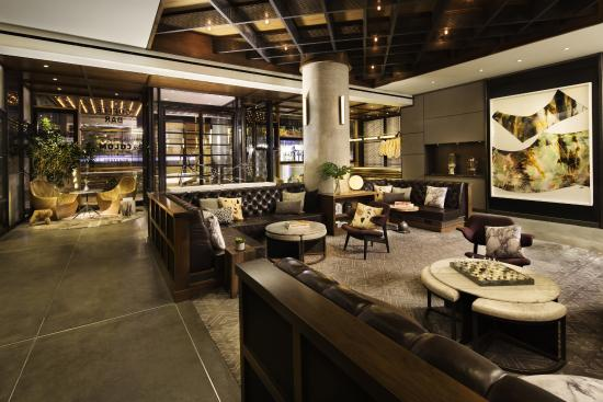 Kimpton Hotel Eventi: Living Room