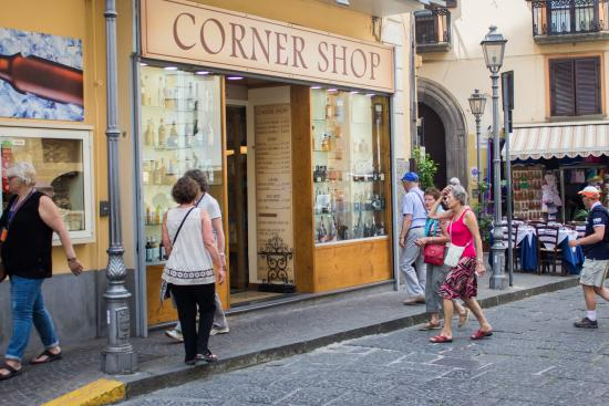 The Corner Shop, Sorrento