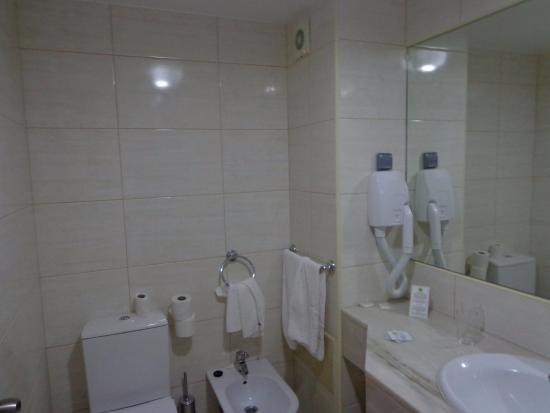 Hotel Cais da Oliveira: Cais de Oliveira łazienka