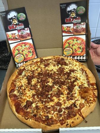 Pizza Bravo Express