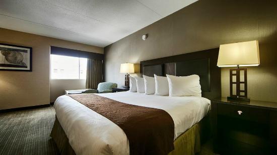 Charleston, Virginia Occidental: Guest Room