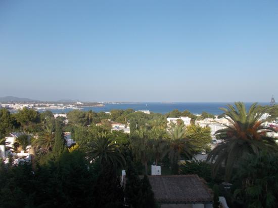 Apartamentos Siesta Mar: view from balcony