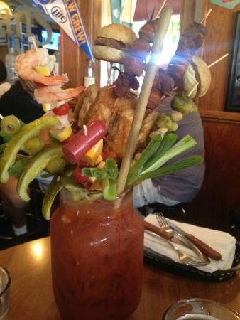 The Beast Picture Of Sobelman S Pub Amp Grill Milwaukee