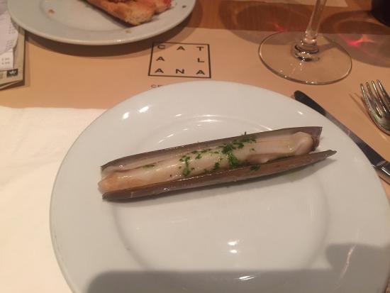 """""""Best dinner in Barcelona"""""""
